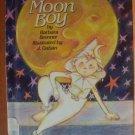 MOON BOY by Barbara Brenner, Hardcover 1st Ed. 1990