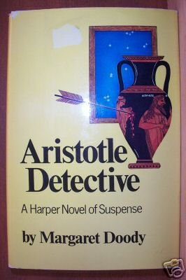 ARISTOTLE DETECTIVE by Margaret Doody, Hardcover, US 1st Ed. 1978 Scarce
