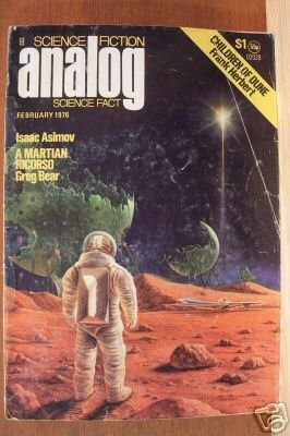 ANALOG Science Fiction-Science Fact, SC February 1976