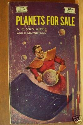 A.E. VAN VOGT: Planets for Sale, Paperback 1st 1965, #13