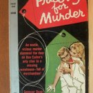 SPENCER DEAN: Price Tag for Murder, Paperback 1961, Scarce