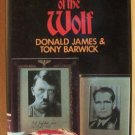 SHADOW OF THE WOLF - James & Barwick Hardcover UK 1st 1978, Rudolf Hess, Nazis