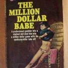 CARTER BROWN: The Million Dollar Babe, Paperback 1968
