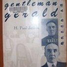 GENTLEMAN GERALD by H. Paul Jeffers, HC 1st Ed. 1995, Gerald Chapman