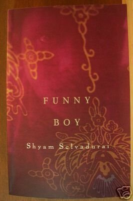 FUNNY BOY by Shyam Selvadurai, Softcover 1st 1997