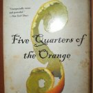 FIVE QUARTERS OF THE ORANGE by Joanne Harris SC 1st 2001