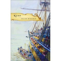 KYDD by Julian Stockwin, Hardcover 1st Ed. 2001, High Seas Adventure