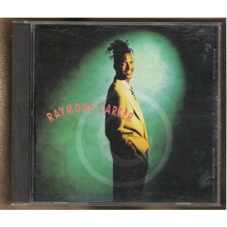 RAYMONE CARTER: Self-Titled, Full Length CD 1991