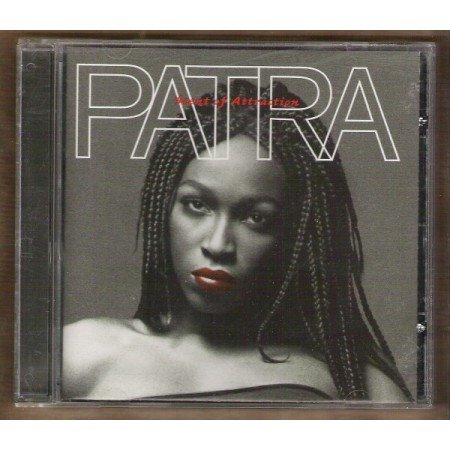PATRA - Scent of Attraction, Full Length CD, Exc. Cond.