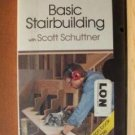 BASIC STAIRBUILDING with Scott Schuttner, Taunton, VHS