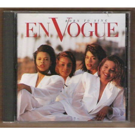 EN VOGUE: Born to Sing, Full Length CD 1990, Exc. Cond!