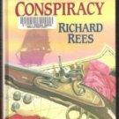 THE ILLUMINATI CONSPIRACY by Richard Rees, Hardcover Ulverscroft Large Print