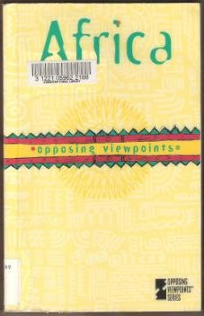 AFRICA, Opposing Viewpoints Series - William Dudley (editor), SC 2000