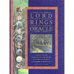 THE LORD OF THE RINGS ORACLE by Terry Donaldson, Boxed Set, Book, Cards, Map etc.