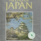 CULTURAL ATLAS OF JAPAN - Collcutt, Jansen & Kumakura, Hardcover 1988