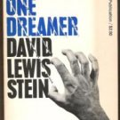 SCRATCH ONE DREAMER by David Lewis Stein, Softcover 1967