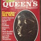 ELLERY QUEEN'S Mystery Magazine, July 1979