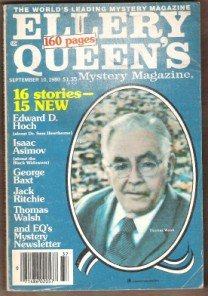 ELLERY QUEEN'S Mystery Magazine, September 1980