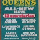 ELLERY QUEEN'S Mystery Magazine, July 1972