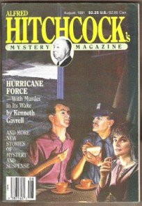ALFRED HITCHCOCK'S Mystery Magazine, August 1991