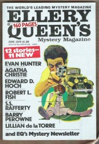 ELLERY QUEEN'S Mystery Magazine, June 1976