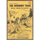 THE DEWDNEY TRAIL, Rock Creek to Salmo - Anderson, 1969