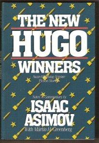 THE NEW HUGO WINNERS - Isaac Asimov (editor), Hardcover 1989
