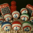 Big Bingo Cake Pops