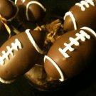 1/2 dozen Football Cake Pops