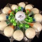 1/2 dozen Golf Ball Cake Pops
