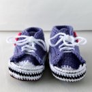 Baby Sneakers (Purple)