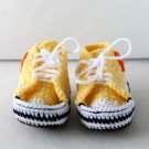 Baby Sneakers (Yellow)
