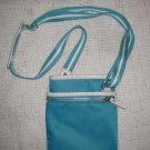 MICHAEL KORS CROSSBODY MESSENGER HANDBAG  PURSE  BAG BLUE NWOT