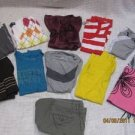 Huge Womens Spring Summer Clothing Lot Sz 3-4 & S Abercrombie Ann Taylor 21
