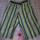 6-12 m Gymboree Prep Club Stripe Pants COMBINE SHIPPING