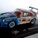 Porsche 911 GT2 #74 1/43 die cast model car