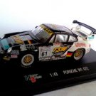 Porsche 911 GT2 #61 1/43 die cast model car
