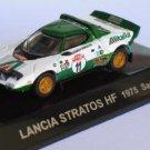 Lancia Stratos HF 1975 sanremo  Driver: B, Waldegaard/H.Thorszelius,#11 1/64 die cast model car