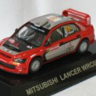 Mitsubishi Lancer WRC05 Japan #10 1/64 die cast model car