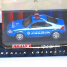 Audi Italy polizia blue/white #517 1/72 die cast model car