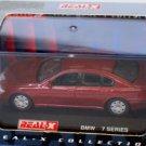 BMW 7 series brown 1/72 die cast model car
