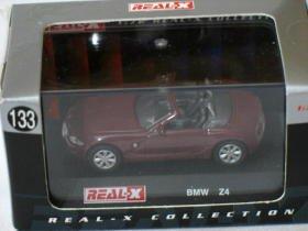 BMW Z4 Brown 1/72 die cast model car