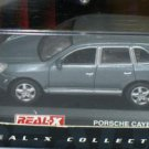 Porsche Cayenne blue #122 1/72 die cast model car