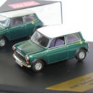 Mini Racing green 1990 1/43 die cast model car