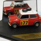 Morris Cooper S 1st Monte Carlo #177 1967 1/43 die cast model car