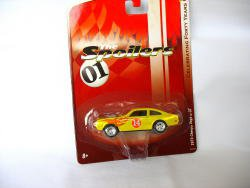 Johnny Lightning Chevy Vega GT #14 1973 Celebrating Forty Years 1/64 Die Cast Model Car