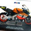 Honda RC211V Team Repsol #46 World Champion 2003 Rider V. Rossi 1/22 Die Cast Model (Rare)