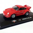 Porsche 911 GT2 1996 Red 1/43 Die Cast Model Car