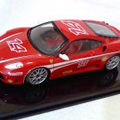Ferrari F430 Challenge #14 red 1/43 die cast model car