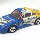 Porsche 911 #9  7.5cm Die Cast Model Car (Rare)